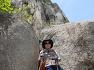 61좌, 괴산 칠보산, 은티마을 입석사거리 선바위 악휘봉 시루봉 활목고개 칠보산 떡바위-첨단산악회