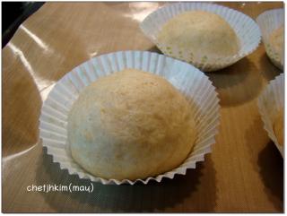 영양UP! 통밀 감자빵