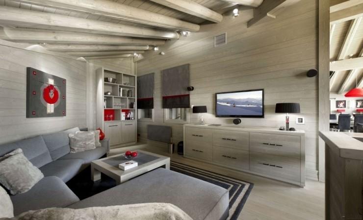 Living room for Decoracion de chalets adosados