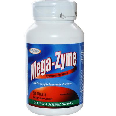 메가자임 소화효소 / Mega-zyme  Enzymatic Therapy