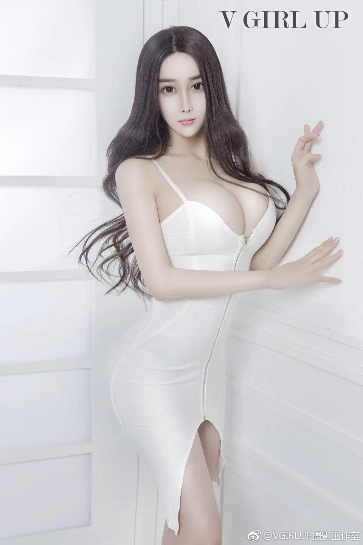 hot mood Chinese girl